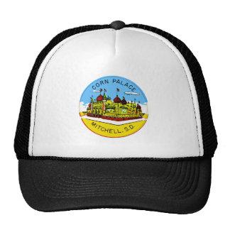 Retro Vintage Kitsch Corn Palace South Dakota Cap
