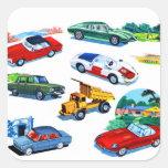 Retro Vintage Kitsch Kids Toy Diecast Cars