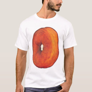 Retro Vintage Kitsch Pop Art Big Doughnut Donut T-Shirt