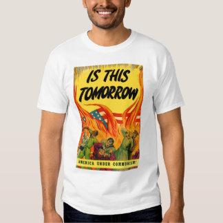 Retro Vintage Kitsch Propoganda Communism! Shirts