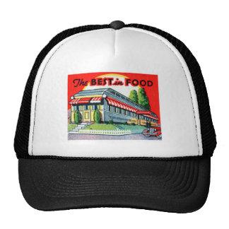 Retro Vintage Kitsch Restaurant Best in Food Cap