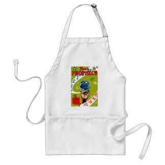 Retro Vintage Kitsch Your Prophesy Aprons