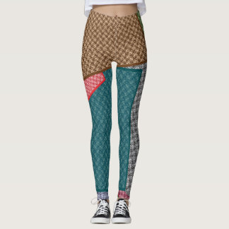 retro vintage legging