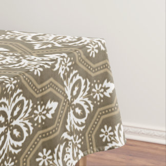 Retro Vintage  Motif Tablecloth