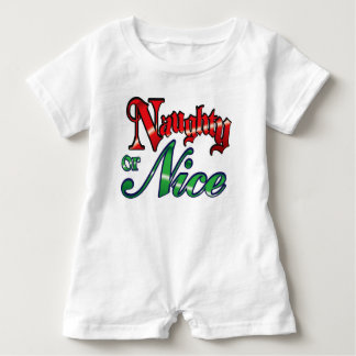 Retro Vintage Naughty or Nice Christmas T-shirt
