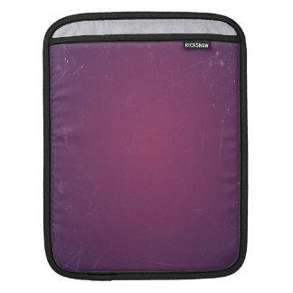 Retro Vintage Purple Plum.Elegant Solid Color Sleeves For iPads