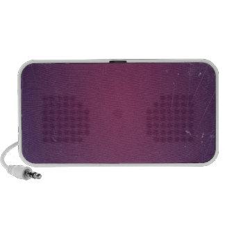 Retro Vintage Purple Plum Elegant Solid Color Travelling Speaker