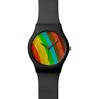 Retro Vintage Rainbow Watch