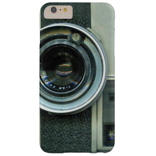 Retro vintage sixties 1960s 35 mm camera barely