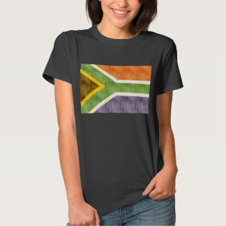 Retro Vintage South Africa Flag Shirts