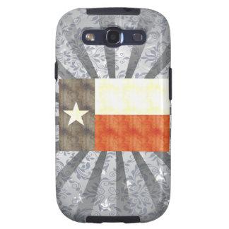 Retro Vintage Texas Flag Samsung Galaxy S3 Covers