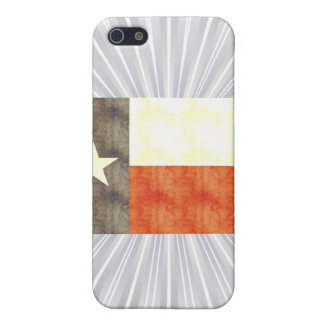 Retro Vintage Texas Flag Covers For iPhone 5