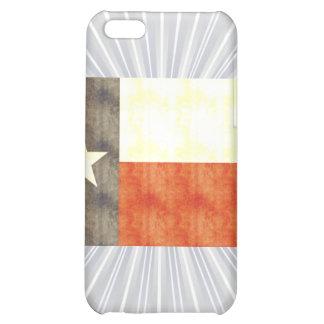 Retro Vintage Texas Flag iPhone 5C Case