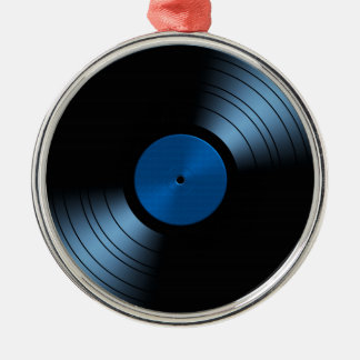 Retro Vinyl Record Album Christmas Ornament