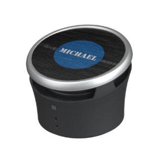 Retro Vinyl Record Personalized Bluetooth Speaker