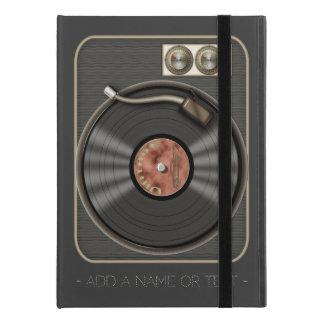 "Retro Vinyl Record Player iPad Pro 9.7"" Case"