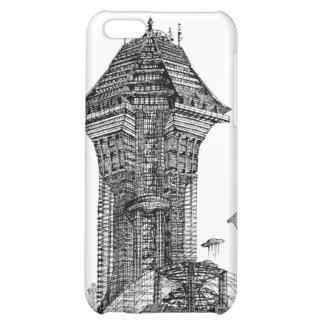 Retro vision 7-metropolitan iPhone 5C covers