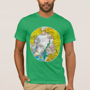 Modern world map t shirts shirt designs zazzle uk retro world map t shirt gumiabroncs Images