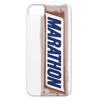 Retro wrapper Marathon iPhone 5 Case