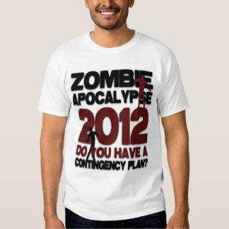 Retro Zombie Apocalypse 2012 Tshirts