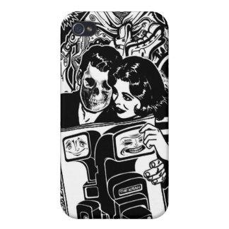 RetroManic iphone cover iPhone 4/4S Cover