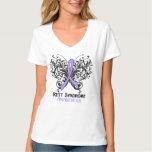 Rett Syndrome Awareness Butterfly Shirts