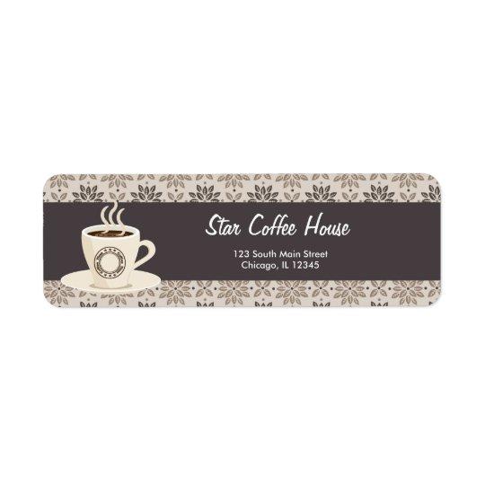 Return Address Coffee House
