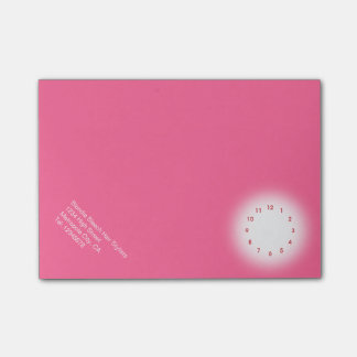 Return Address No 2 Post-it® Notes