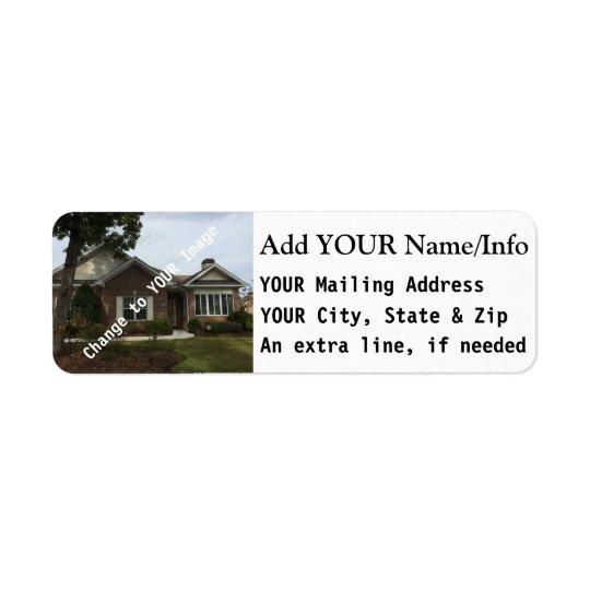 Return Mailing Address Labels, for envelopes