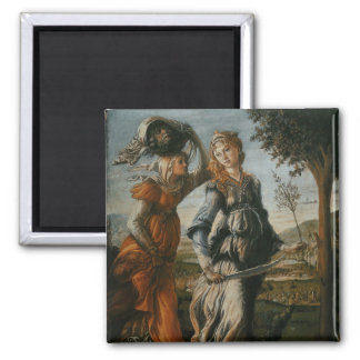Return of Judith to Bethulia by Botticelli Magnet
