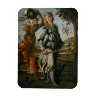 Return of Judith to Bethulia by Botticelli Magnets