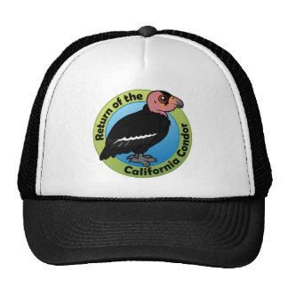 Return of the California Condor Cap