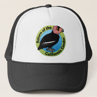 Return of the California Condor Trucker Hat