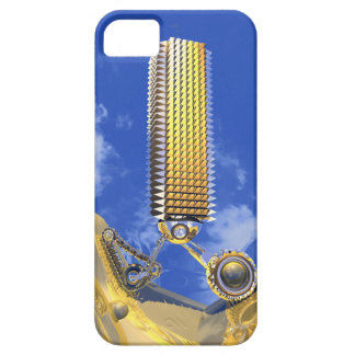 Return Of The Gold Standard iPhone 5 Cover