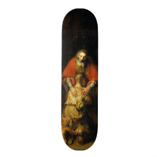 Return of the Prodigal Son by Rembrandt Skate Decks