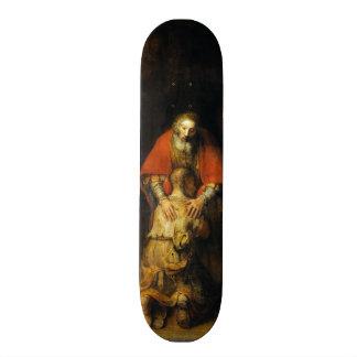 Return of the Prodigal Son by Rembrandt Skate Decks