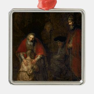 Return of the Prodigal Son, c.1668-69 Christmas Ornament