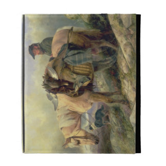 Returning from the Hill, 1868 iPad Cases