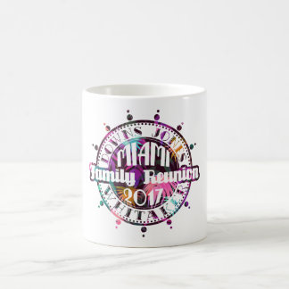 Reunion Coffee Mug