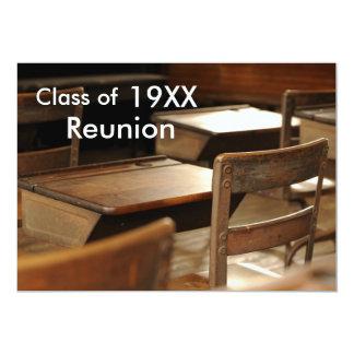 Reunion 13 Cm X 18 Cm Invitation Card