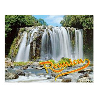 Reunion Island Postcard