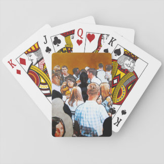 Reunion playing cards