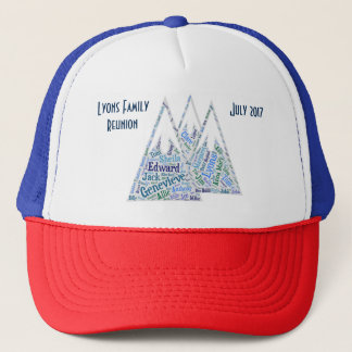 Reunion Trucker Hat