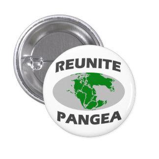Reunite Pangea 3 Cm Round Badge