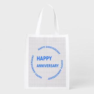 Reusable Bag  Add TEXT GREETINGS NAME QUOTE DIY