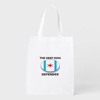 Reusable Bag - Deep Dish Defender