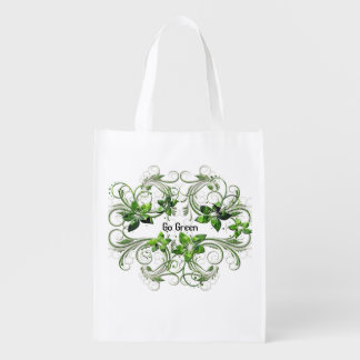 Reusable Bag Go Green