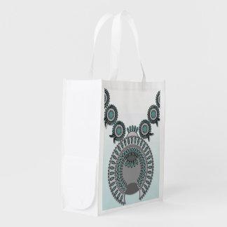 Reusable Bag SQUASH BLOSSOM