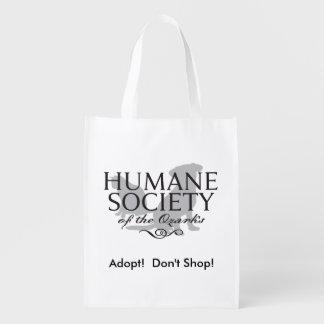 Reusable HSO logo shopping bag