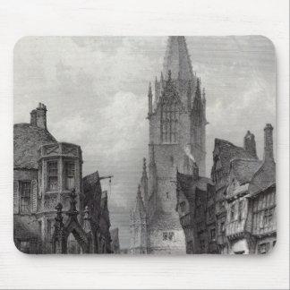 Reutlingen, engraved by J.J. Crew Mouse Mat